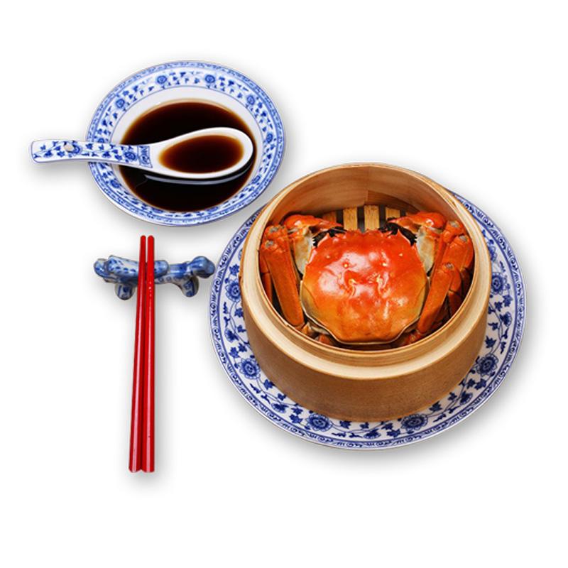 洪泽湖大闸蟹